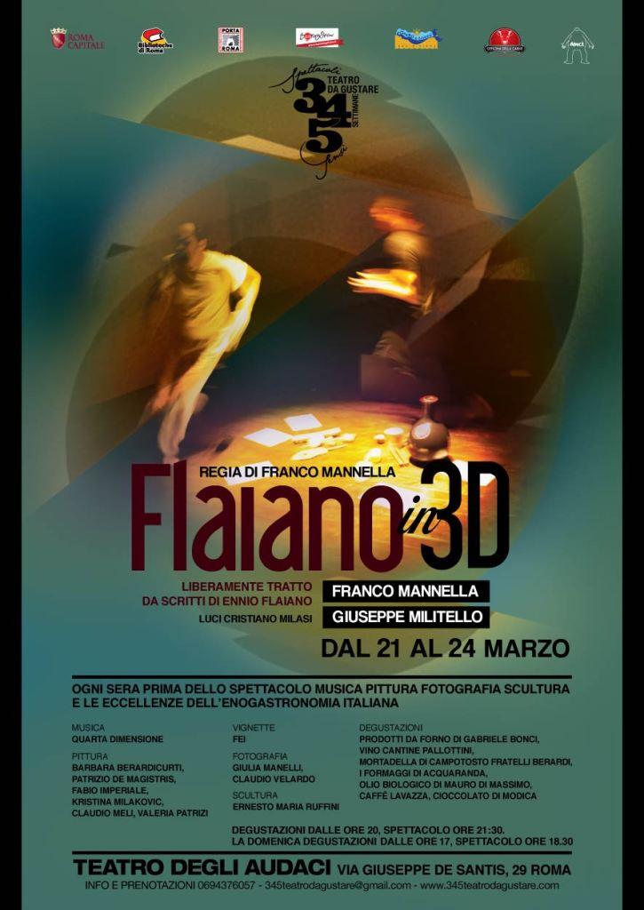 Locandina Flaiano