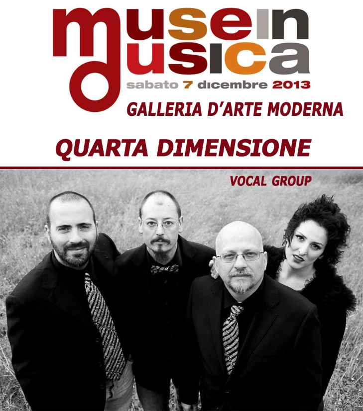 Quarta Dimensione Musei in musica